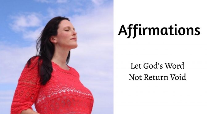 Prayers, Declarations & Affirmations to Empower Your Day